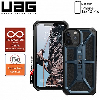 "UAG Monarch for iPhone 12 / 12 Pro  5G 6.1""- Rugged Military Drop Tested - (  Mallard ) ( Barcode : 812451036886 )"