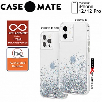 """Case Mate Twinkle Ombré with MicroPel for iPhone 12 / 12 Pro 5G 6.1"""" -  Multi (Barcode : 846127197076 )"""