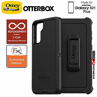 OtterBox Defender for  Samsung Galaxy S21 Plus 5G -  Black (Barcode : 840104239377 )