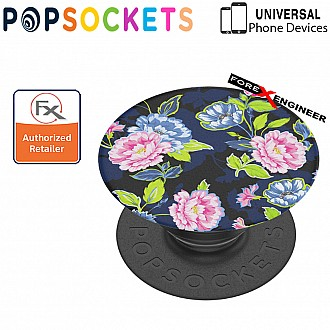 PopSockets PopGrip Swappable - Hertitage Rose Noir ( Barcode : 840173703922 )