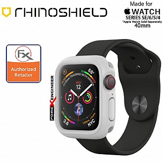 Rhinoshield CrashGuard NX- Apple Watch 40mm (Series 4/5/6/SE) | White ( Barcode : 4710227238747 )