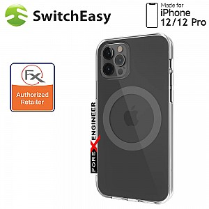 "SwitchEasy MagEasy for iPhone 12 / 12 Pro 5G 6.1"" - Space Gray  (Barcode : 4897094568938 )"
