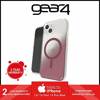 """Gear4 Milan Snap for iPhone 13 6.1"""" 5G - MagSafe Compatible - Rose Gold (Barcode: 840056146716 )"""