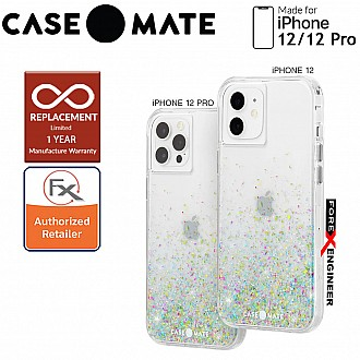 """Case Mate Twinkle Ombré with MicroPel for iPhone 12 / 12 Pro 5G 6.1"""" -  Confetti (Barcode : 846127197069 )"""