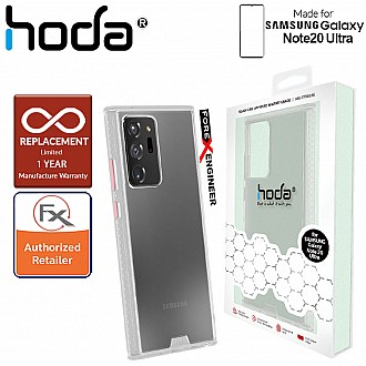 Hoda Rough Military Case for Samsung Galaxy Note 20 Ultra - Military Drop Protection ( Matte ) ( Barcode: 4713381517840 )