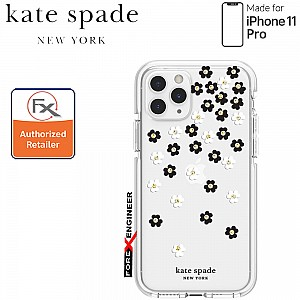 Kate Spade Protective Hardshell for iPhone 11 Pro ( Scattered Flowers ) ( Barcode : 191058101082 )