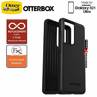 OtterBox Symmetry for  Samsung Galaxy S21 Ultra 5G -  Black (Barcode : 840104238851 )