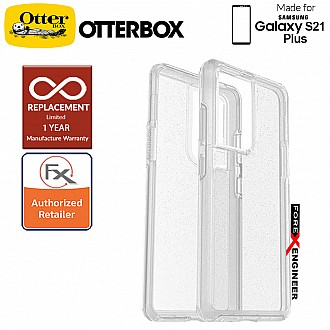 OtterBox Symmetry Clear for  Samsung Galaxy S21 Plus 5G -  Stardust (Barcode : 840104245262 )