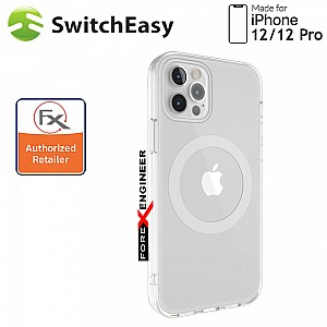"""SwitchEasy MagEasy for iPhone 12 / 12 Pro 5G 6.1"""" - Silver  (Barcode : 4897094568907 )"""