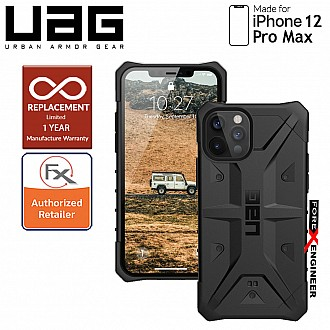 """UAG Pathfinder for iPhone 12 Pro Max 5G 6.7"""" - Black (Barcode : 812451035773 )"""