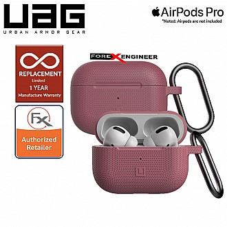 UAG [ U ] Silicone Case for AirPods Pro - Dusty Rose color ( Barcode: 812451036404 )