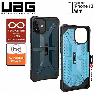"UAG Plasma for iPhone 12 Mini 5G 5.4"" - Mallard ( Barcode : 812451036541 )"