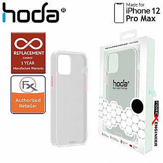 """HODA ROUGH Military Case for iPhone 12 Pro Max 5G 6.7"""" - Military Drop Protection - Matte Color ( Barcode: 4713381518304 )"""