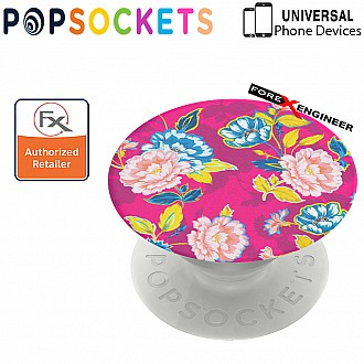 PopSockets PopGrip Swappable - Heritage Rose Fuchsia ( Barcode : 840173703939 )