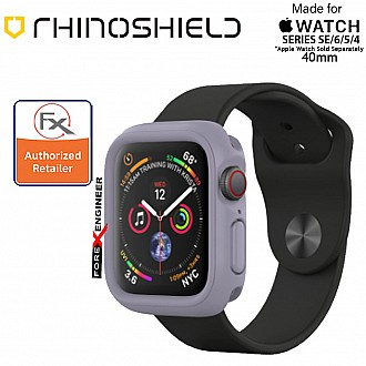 Rhinoshield CrashGuard NX- Apple Watch 40mm (Series 4/5/6/SE) | Lavender  ( Barcode : 4710227238808 ) (ETA:05 Feb 2021)