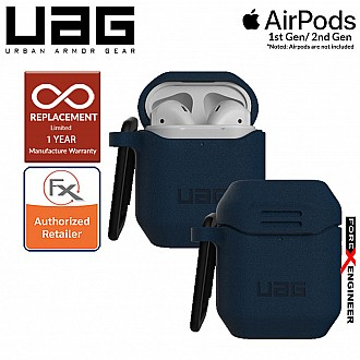 UAG Silicone Case V2 for Airpods 1 and 2  - Mallard Color (Barcode : 812451035360 )