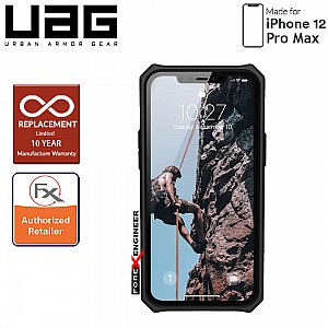 """UAG Monarch for iPhone 12 Pro Max 5G 6.7"""" - Rugged Military Drop Tested - (  Mallard ) ( Barcode : 812451037203 )  [OUTLET RECALL][4 units total ETA 16 Dec 2020 - first come first serve)"""