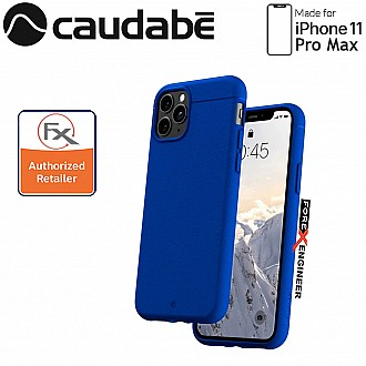 Caudabe the Sheath for iPhone 11 Pro Max ( Electric Blue ) ( Barcode : 22222224 )
