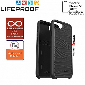 Lifeproof WAKE for iPhone SE ( 2nd Gen 2020 ) Compatible with iPhone 8 / 7 / 6s / 6 ( Black ) ( Barcode : 840104212349 )