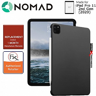 "Nomad Rugged Case for iPad Pro 11 inch / 11"" 2nd Gen ( 2020 ) ( Dark Grey ) ( Barcode : 856500019260 )"
