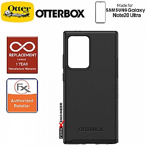 Otterbox Symmetry for Samsung Galaxy Note 20 Ultra 5G 2020 ( Black ) ( Barcode : 840104214084 )