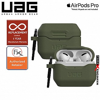 UAG Standard Issue Silicone_001 for Airpods Pro - Olive color ( Barcode : 812451035414 )