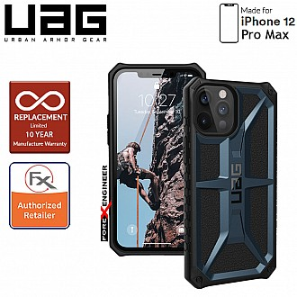 "UAG Monarch for iPhone 12 Pro Max 5G 6.7"" - Rugged Military Drop Tested - (  Mallard ) ( Barcode : 812451037203 )"