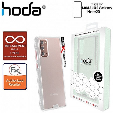 Hoda Rough Military Case for Samsung Galaxy Note 20 - Military Drop Protection ( Matte ) ( Barcode: 4713381517888 )