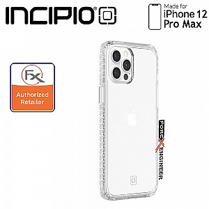 """Incipio Grip for iPhone 12 Pro Max 5G 6.7"""" -  Clear/Clear (Barcode : 191058117922 )"""