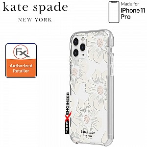 Kate Spade Protective Hardshell for iPhone 11 Pro ( Hollyhock ) ( Barcode : 191058100993 )