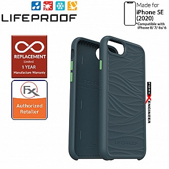 Lifeproof WAKE for iPhone SE ( 2nd Gen 2020 ) Compatible with iPhone 8 / 7 / 6s / 6 ( Neptune ) ( Barcode : 840104212363 )