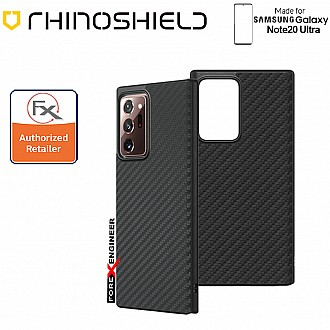 Rhinoshield Solid Suit for Samsung Galaxy Note 20 Ultra 5G 2020 - Carbon Black (Barcode : 4710562419429 )