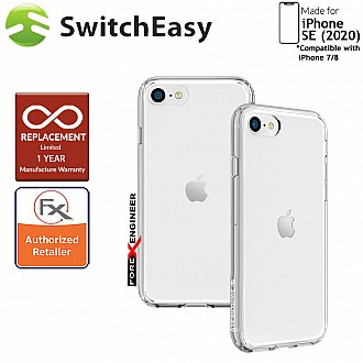 Switcheasy Crush for iPhone SE (2020) compatible with iPhone 7 / 8 - Clear ( Barcode : 4897094565586 )