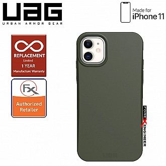 UAG Outback for iPhone 11 - Biodegradable and compostable series ( Olive ) ( Barcode : 812451034684 )