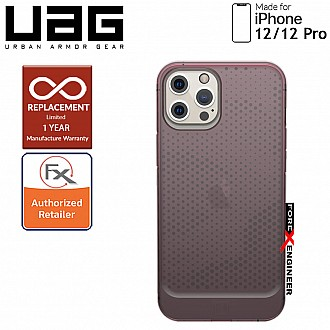 """UAG Lucent for iPhone 12 / 12 Pro 5G 6.1""""  - Dusty Rose (Barcode : 812451037180 )"""