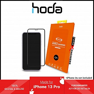 """Hoda Tempered Glass for iPhone 13 / 13 Pro 6.1"""" 5G ( 2.5D 0.33mm Full Coverage ) - Matte (Barcode: 4711103541746 )"""