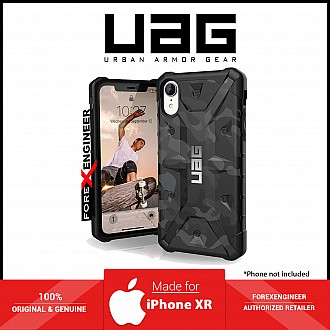 UAG Pathfinder SE for iPhone XR - Midnight Camo (Barcode: 812451030358 )