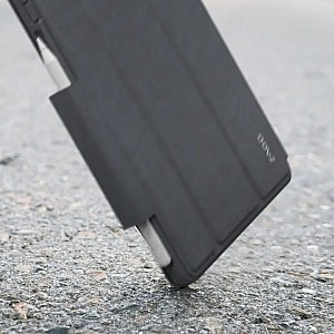 """ZAGG Pro Keys with Trackpad for Apple iPad 10.2"""" 7th / 8th Gen ( 2019 - 2020 )  - Charcoal (Barcode: 840056143432 )"""