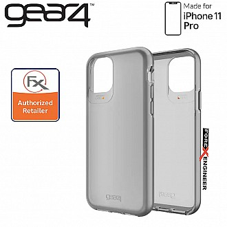 GEAR4 Hampton for iPhone 11 Pro - D3O Material Technology - Drop Resistant Up to 4 meters ( Dark Grey ) ( Barcode : 840056101319 )
