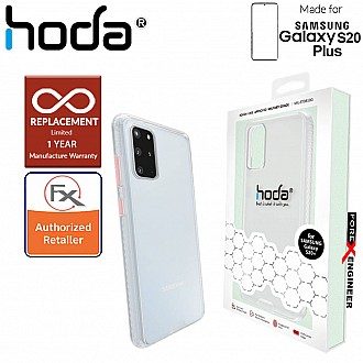 Hoda Rough Military Case for Samsung Galaxy S20 Plus - Military Drop Protection ( Matte ) ( Barcode: 4713381516157 )