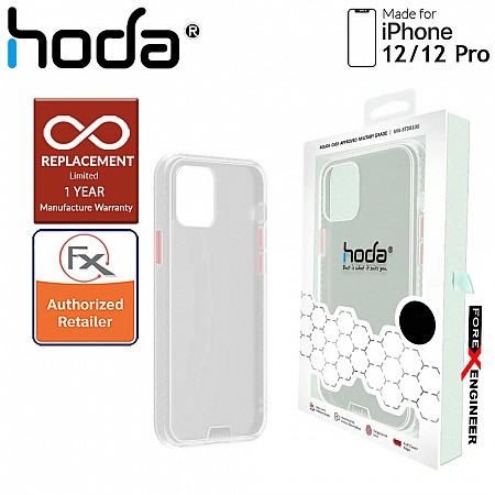 """HODA ROUGH Military Case for iPhone 12 / 12 Pro 5G 6.1"""" - Military Drop Protection - Matte Color ( Barcode: 4713381518274 )"""