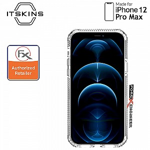 """ITSkins Supreme Clear for iPhone 12 Pro Max 5G 6.7"""" -  Transparent Color (Barcode: 4894465423919 )"""