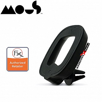 Mous Phone Vent Mount Limitless 3.0 Case Accessory - Black ( Barcode: 5060624483974 )