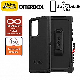 Otterbox Defender for Samsung Galaxy Note 20 Ultra 5G ( Black ) ( Barcode : 840104213988 )