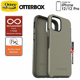 """Otterbox Symmetry for iPhone 12 / 12 Pro 5G 6.1"""" - Earl Grey (Barcode : 840104215821 )"""