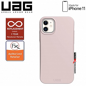 UAG Outback for iPhone 11 - Biodegradable and compostable series ( Lilac ) ( Barcode : 812451034677 )