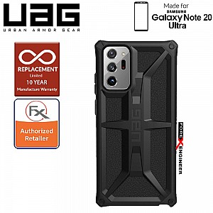 UAG Monarch for Samsung Galaxy Note 20 Ultra 5G 2020 - Rugged Military Drop Tested ( Black ) ( Barcode : 812451035599 )