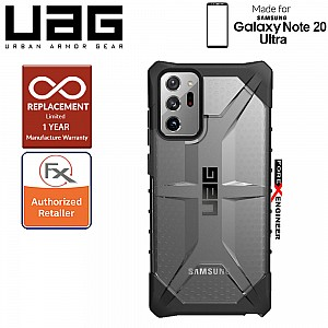 UAG Plasma for Samsung Galaxy Note 20 Ultra 5G 2020 - Rugged Military Drop Tested ( Ash ) ( Barcode : 812451035612 )