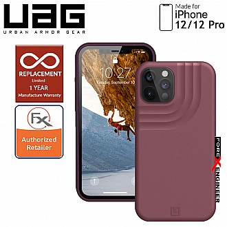 """UAG Anchor for iPhone 12 / 12 Pro 5G 6.1""""  - Aubergine (Barcode : 812451037142 )"""