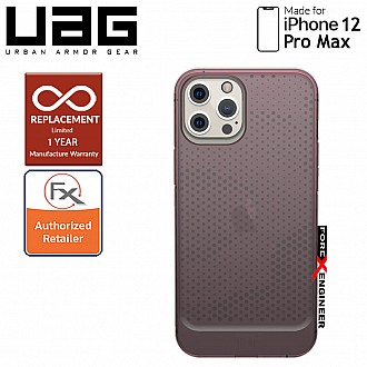 """UAG Lucent for iPhone 12 Pro Max 5G 6.7""""  - Dusty Rose (Barcode : 812451037517 )"""